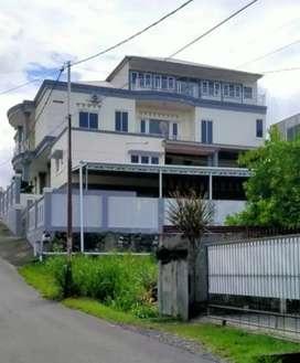Di jual rumah di kelurahan manibang manado,kondisi blum pernah liat pi