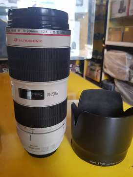 Canon 70-200 f/2.8 IS II LENS (Mint Condition)