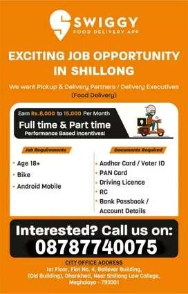Job openings in Shillong