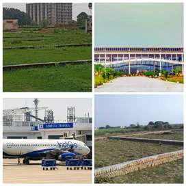 Freehold plots at best rates in jhalwa near Airport