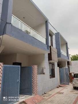 Independent 3bhk kothi newly built