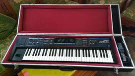 Hard case keyboard roland juno