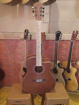 Gitar maple colect akustik neck