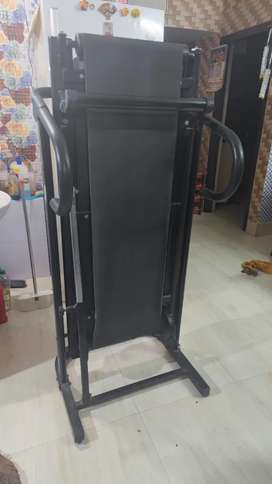 Home gym fit king manual Treadmill portable