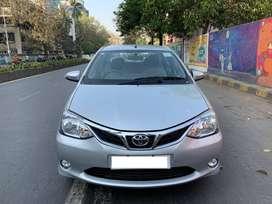 Toyota Etios VX, 2015, Petrol