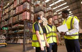 Required warehouse supervisors