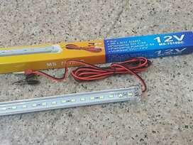 Lampu LED ACCU 12V 18w jepit