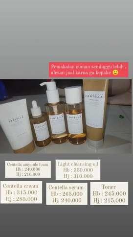 Skin 1004 (Skincare. Centella ) JUAL RUGI