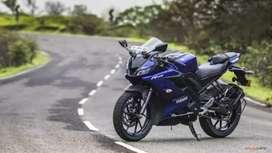Need a bike R15 v3 buke should be around 7 to 8 month