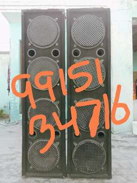 Dj sound 4 speaker almari