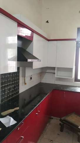 4 BHK House with moduler kitchen and 2 bathrooms for rent to company