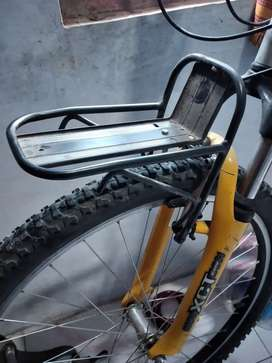 Rack depan sepeda vintage, federal , marrin ,brigestone dll