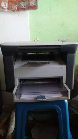 HP Leser printer and xerox machine
