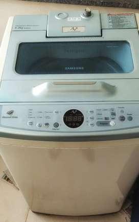 Samsung 6.2kgs fully automatic washing machine
