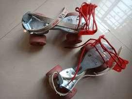 Jonex Skates red color very good condition