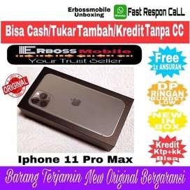 iPhone 11 Pro Max 64GB BNIB Apple GreenPel Terjamin Cash/TT/Kredit
