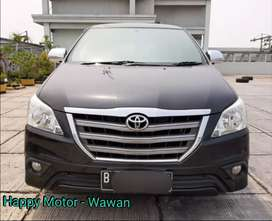 Toyota Grand Innova 2.5 G Diesel Matic 2013/2014 low Km 64rb Tangan1