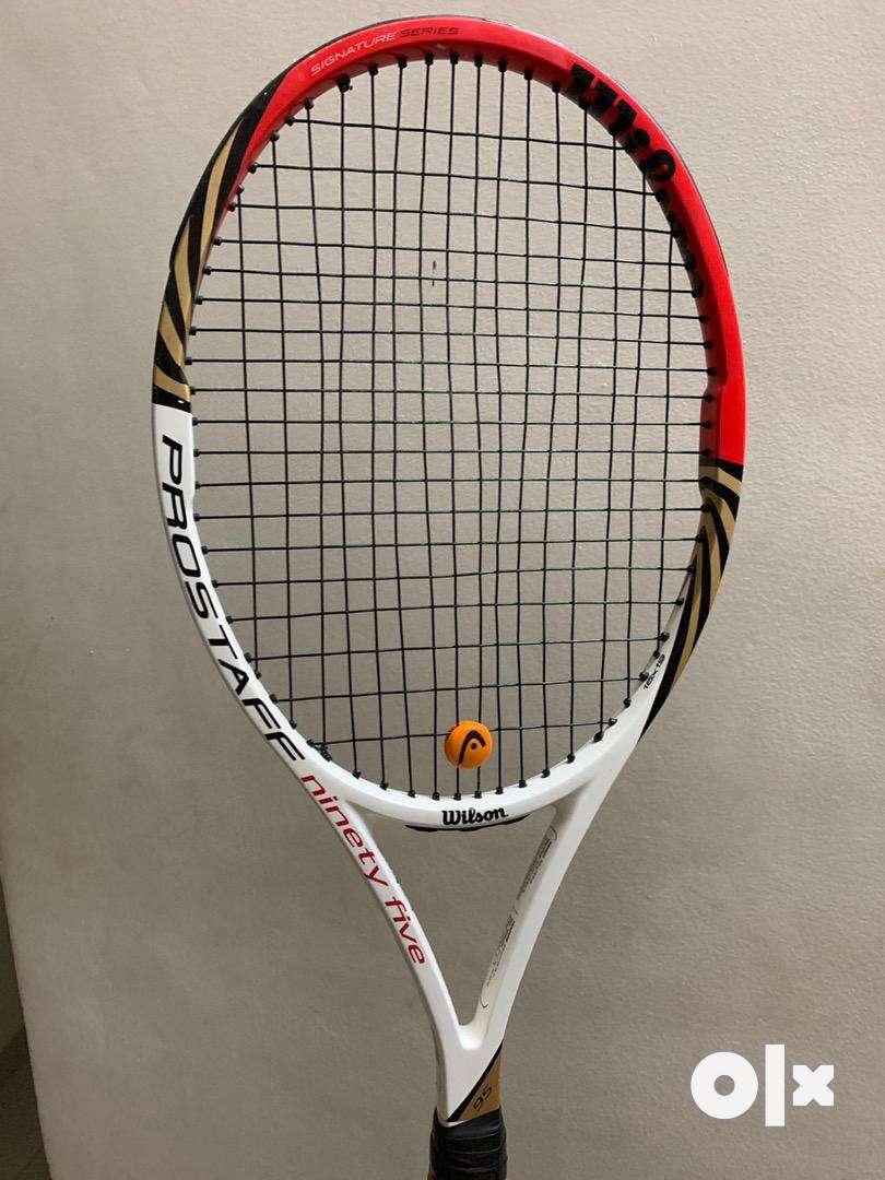 Wilson Pro Staff 95 tennis racquet 0