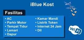 Kos Kosan Murah Way Halim Permai - iBlue Kost
