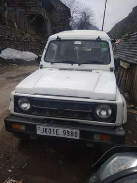 Maruti Suzuki Gypsy 2001 Petrol 90000 Km Driven