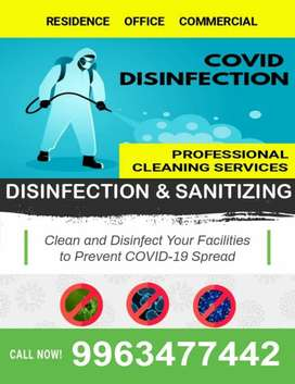 Home sanitization available at low cost