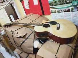 Gitar akustik elektrik gitar string gitar lancip