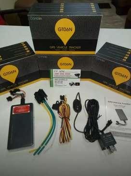 GPS TRACKER gt06n terbaik/termurah di pacet cianjur+server
