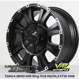 TOKO pelek Xpander TSINGA HSR Ring 17 5x114,3