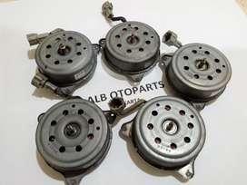 Motor Fan Radiator Nissan March
