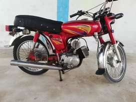 Yamah Royal 2002 Model For Sale, On Urjent Basis, Bike in Khanewal