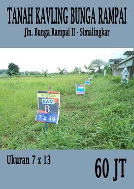 investasi tanah murah untung berlipat