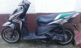 Honda vario cbs carbu 2011 pjk baru byr