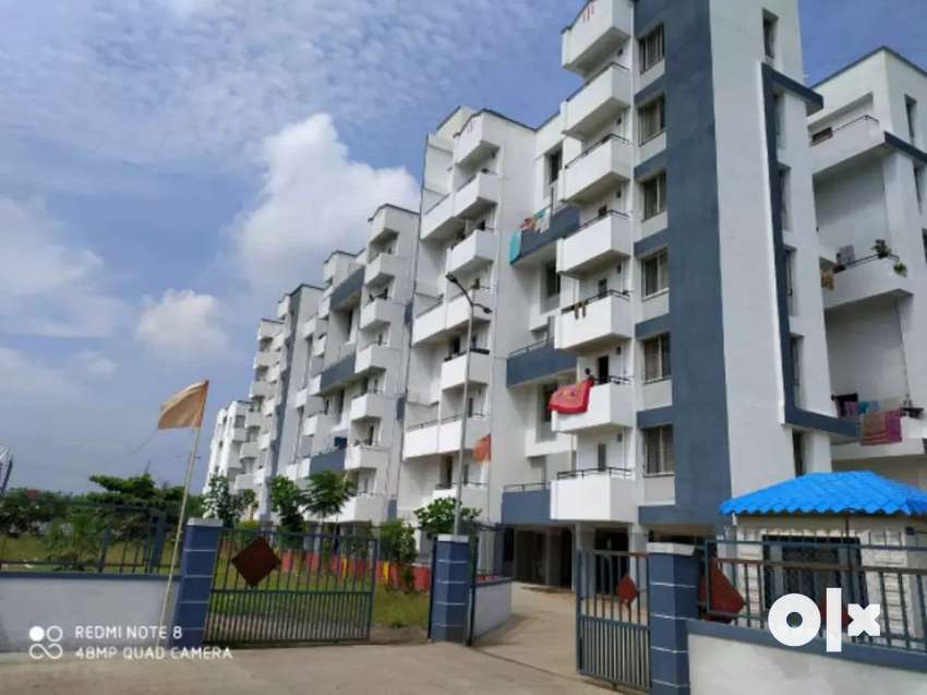 Flat 527sqft available for Sale/ 1BHK Property 0