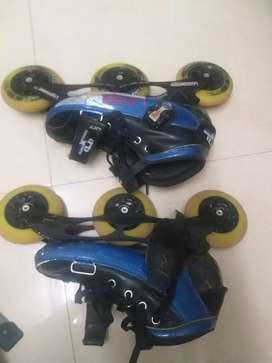 Inline roller skates laser xt