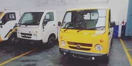 Tata ace gold commercial vehicles 0.98% rate of intrest tata finanas