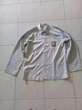 Baju seragam sma bekas