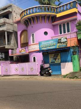 Fully furnished house for sale at palukal jn @ low price