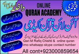 Online education Quran academy online on cl