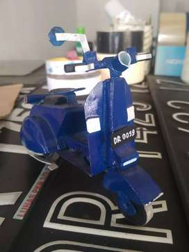 Motor Mini Kreatif