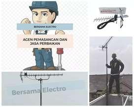 Pusat pasang signal antena tv murah