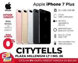 Iphone 7+ 128GB Black New Super Promo