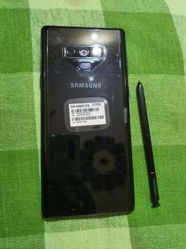 Samsung Note 9. 512 GB. Black color. 7 months old.