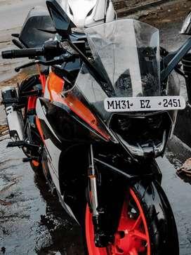 KTM 390 rc Abs year 2017 km 3000