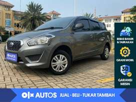 [OLXAutos] Datsun Go + Panca 1.2 T Opt M/T 2016 Abu-abu