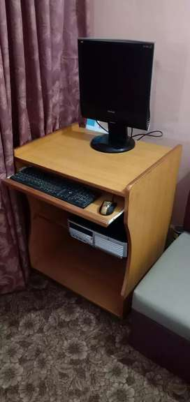 Computer core2do +lcd+keybord+mouce with computer traly