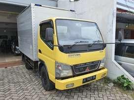 Canter engkel colt diesel box thn 2009