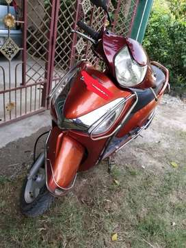 Honda Aviator Disc Top Model Chrome