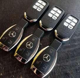 Sperpak kunci mobil smartkey immobilizer