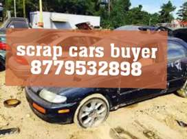 We buy totally unused car's non working car's