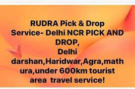 RUDRA PICK & Drop service